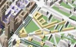 Rückzug des Planwerk Innenstadt an Karl-Marx-Allee
