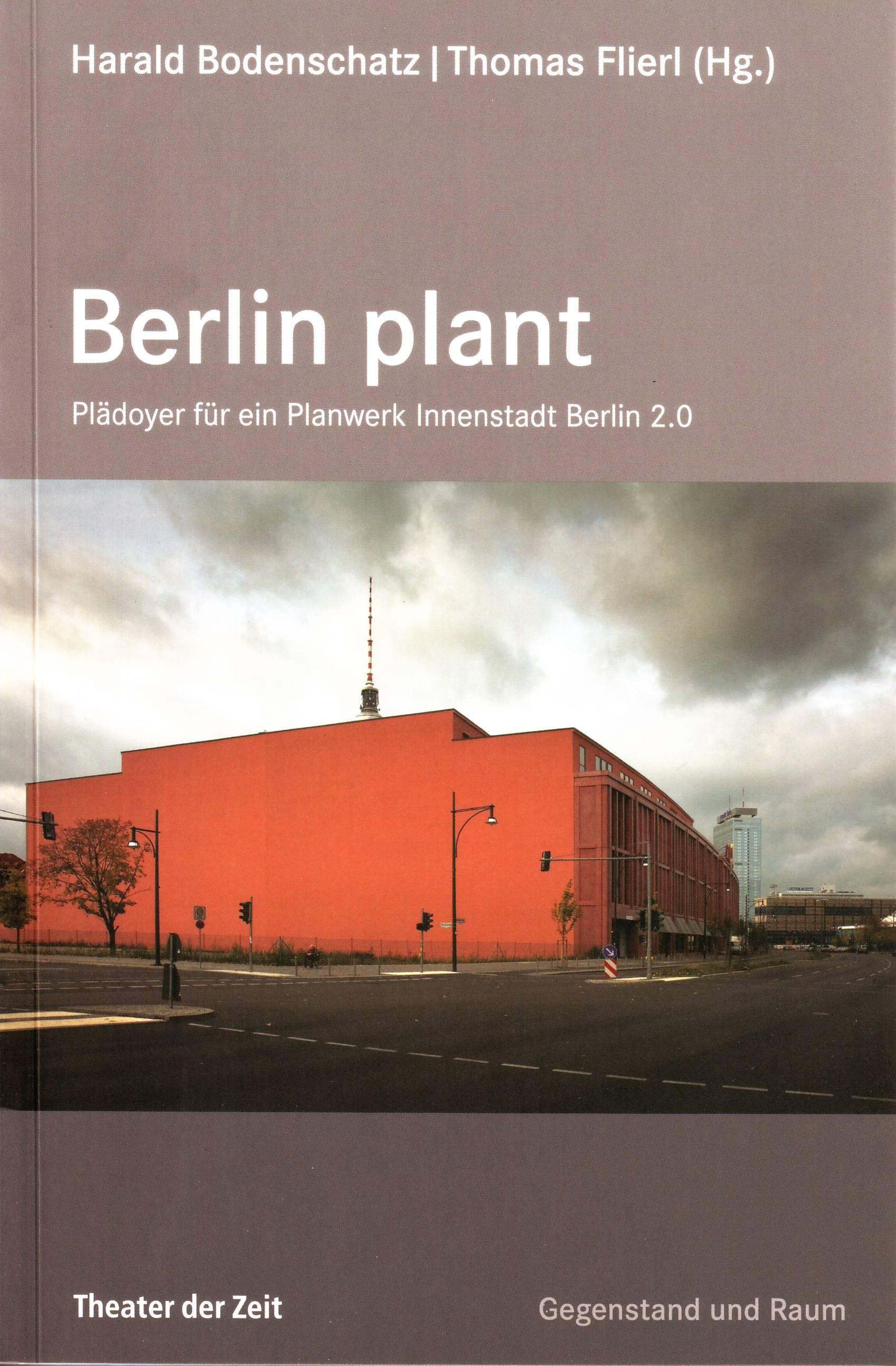 Berlin plant – endlich