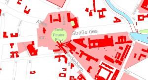 "Ernst-Reuter-Platz: ""Gepanzert mit Denkmalschutz"""