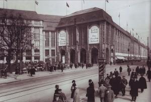 Warenhaus Wertheim, 1920er Jahre