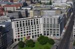 Leipziger Platz Quartier vom Kollhoff-Tower aus