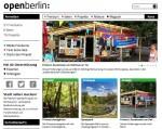 Die neue Online-Plattform openBerlin mit Infos zu alternativen Projekten der Stadtentwicklung in Berlin.