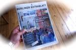 """Extrablatt"" des Fördervereins Berliner Schloss e.V. - Herstellungskosten 30 Cent, Spendeneffekt: 17.000 Euro (Foto: André Franke)"