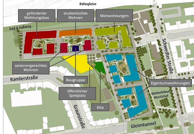 Mauerpark-Plan