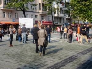Berliner Begegnungszone
