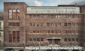 Ehemalige Jüdische Mädchenschule in der Auguststraße in Mitte (Foto: Grüntuch-Ernst-Architekten)