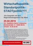 Stadtbüro 25.2. - 1