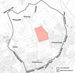 Lage um Umgebung der Elisabeth-Aue in Pankow. Plangebiet für 5.000 neue Wohnungen (Quelle: SenSadtUm)