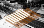 Beringstraße für die Besucher der Mauergedenkstätte: Bedarfsampel ist definitiv zu wenig für eine Gedenkstätte von nationaler Bedeutung (Abb. André Franke)