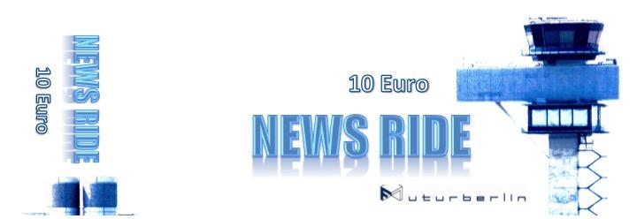 News Ride Ticket - 1