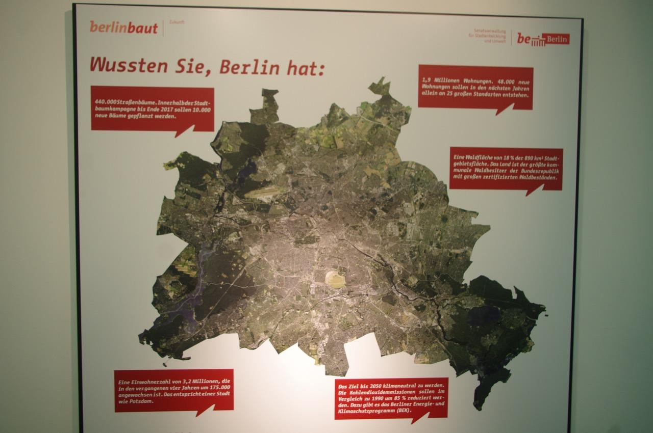 Falsche Einwohnerzahl in Senatsverwaltung für Stadtentwicklung: 3,2 Mio. statt 3,6 Mio. (Foto: André Franke)