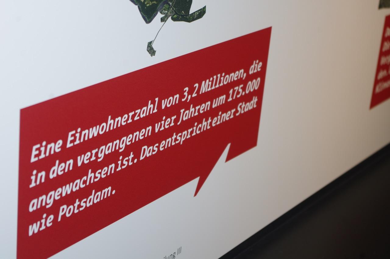 Es fehlen 400.000 Einwohner zu Wahrheit (Foto: André Franke)