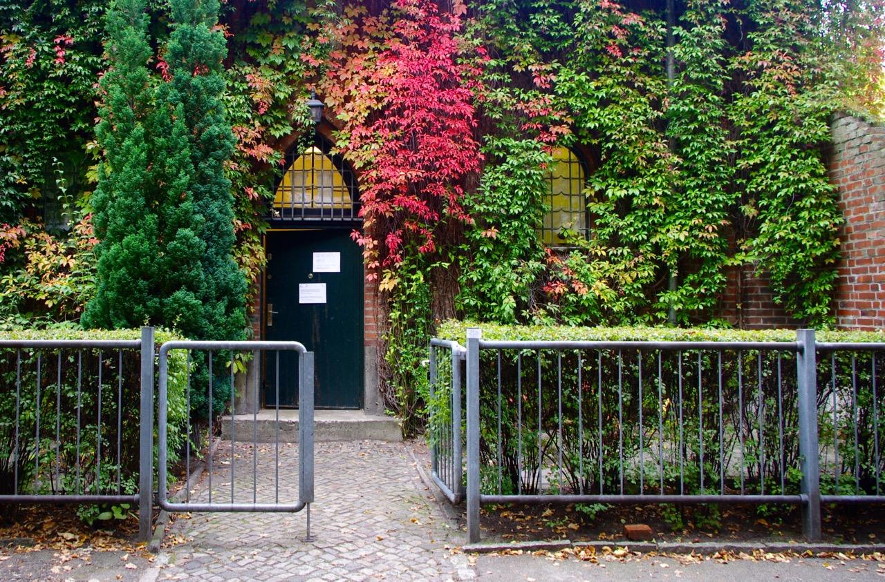 Eingang Bärenzwinger im Köllnischen Park